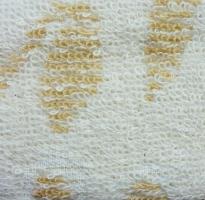 Gesichts-Handtuch (braun), 34x80cm