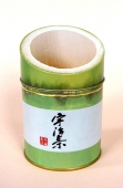 Teedose Bambus, 150g